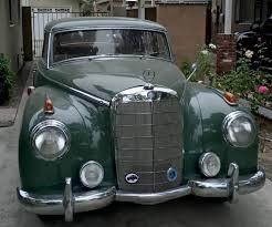 mercedes adenauer powered adenauer sbc swapped 1952 mercedes 300