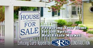 Preparing Your Home For Spring Preparing For The Spring Real Estate Market Curb Appeal