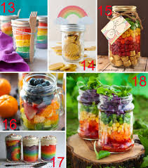 35 Halloween Mason Jars Craft Ideas For Using Mason Jars For by 18 Rainbow Mason Jar Ideas The Scrap Shoppe