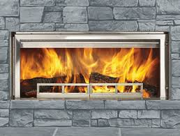Outdoor Fireplace Insert - outdoor fireplaces majestic products