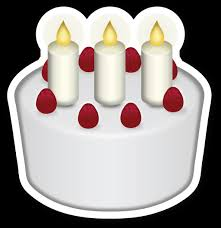 happy birthday cake emoticon for facebook bday wishes cakes