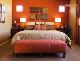 Best  Orange Accent Walls Ideas On Pinterest Paint Ideas For - Orange interior design ideas
