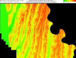 Map Of Counties In Nebraska Free Washington County Nebraska Topo Maps U0026 Elevations