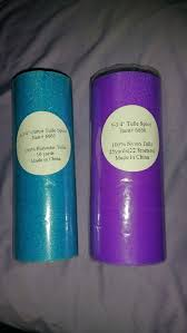 tulle spools tulle spools brand new arts crafts in san jose ca offerup