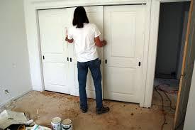3 Door Closet Modern Decoration 3 Door Sliding Closet Doors Images Of Three