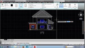 autocad tutorial house design elevation youtube loversiq