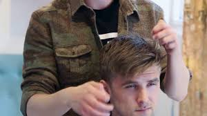 3 hairstyles in 1 haircut mens short hair professional hair