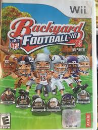 backyard football u002710 wii what u0027s it worth