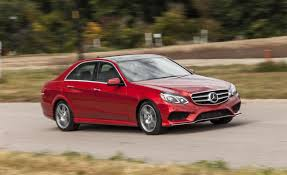 2014 mercedes benz e550 4matic test u2013 review u2013 car and driver