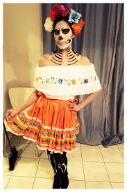 Dia De Los Muertos Costumes Halloween Archives Jenilanda Com