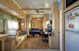 truck transformed into amazing green mobile home inhabitat