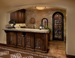 mediterranean home builders tuscan inspired home in paradise valley mediterranean home bar