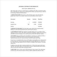 how to write a business contract template business contract