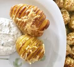 gemüseküche simpler sattmacher für die ferienkindermeute fächerkartoffeln
