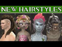 new hairstyles gw2 2015 new hairstyles december 2015 reaction guild wars 2 youtube