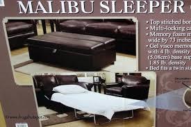 Stylish Sleeper Sofa Ottoman Sleeper Sofa Etechconsulting Co