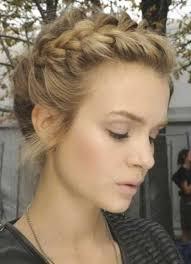Hochsteckfrisurenen Mittellange Haar Geflochten by Brautfrisuren Mittellanges Haar Geflochten Http