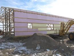Insulation For Pole Barn Insulating Walls On Morton Pole Barn