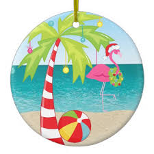 themed tree ornaments 2017 coastal themed