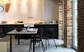Esszimmertisch Beleuchtung Esstisch An Der Wand Excellent Mit Shlen Spiegel Wand With