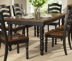 dining room set in black cherry 5049 78 5 set at beyond stores