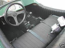 Custom Classic Mini Interior 1958 Berry Mini T Vw Based Custom Dune Buggy For Sale