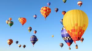 for albuquerque u0027s balloon fiesta more than 500 air balloons