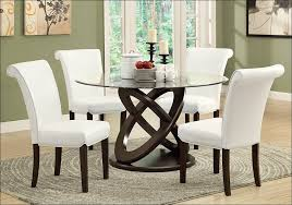 Dining Room Sets Glass Table by Dining Room Contemporary Dining Set Glass Wood Dining Table