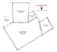 Recording Studio Floor Plans The Recording Studio Maryland Virginia Washington Dc Pa Wv