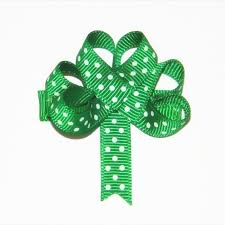 shamrock ribbon popular shamrock hair buy cheap shamrock hair lots from china
