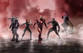 captain america civil war u0027 superhero teams