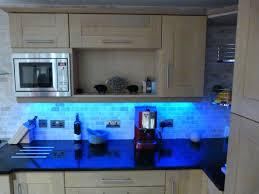 Kitchen Counter Lighting Led Lighting Under Kitchen Cabinets Contemporary Kitchen