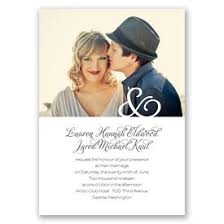 wedding invitations with pictures modern wedding invitation invitations by