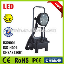 explosion proof led work light ce explosion proof led battery work light portable worklight led
