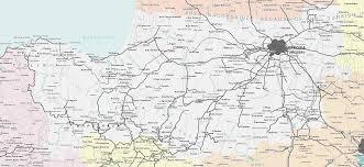Map Of Cyprus Nicosia Maps Nicosia Area Map And Nicosia City Map