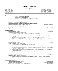 Sample Resume In English by 100 Resume In English Best Resume Format 9 Resume Cv Design