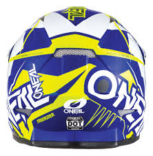 oneal motocross helmets o u0027neal 3 series freerider helmet cycle gear