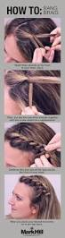 10 easy hairstyles for bangs to get them out of your face french