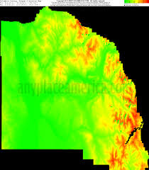 Oregon Topographic Map by Free Columbia County Oregon Topo Maps U0026 Elevations