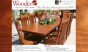 Dining Room Furniture Made In Usa Wood Land Unfinished Wood Furniture Manufactures