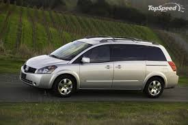2017 nissan minivan 2006 nissan quest specs and photos strongauto