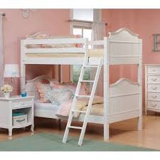 Bunk Bed Retailers Bolton Furniture 9880500 Bunk Bed White The Best Bunk