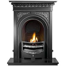 gallery nottage 30 cast iron combination fireplace