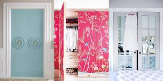 Make Closet Doors 3 So Ways To Make Big Boring Closet Doors