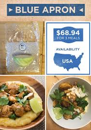 birthday food delivery blue apron here s what it s like to actually cook all the meal