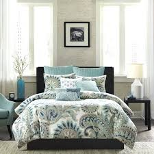 Turquoise And Brown Bedding Sets Blue And Tan Duvet Covers Turquoise And Brown Bedding New 11 Piece
