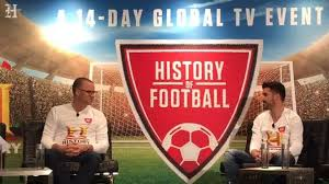 history channel announces special program on the history of global