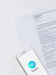Search Design by Job Search U0026 Job Posting App Switch