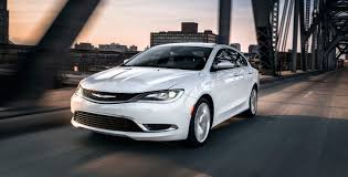 Travel Like Royalty In The Refined 2016 Chrysler 200 Glendora