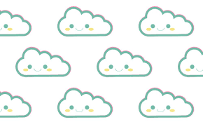 and free cloud patterns to liven your design naldz graphics